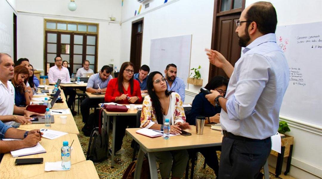 Curso GIMI, certificación en gestión de la innovación.